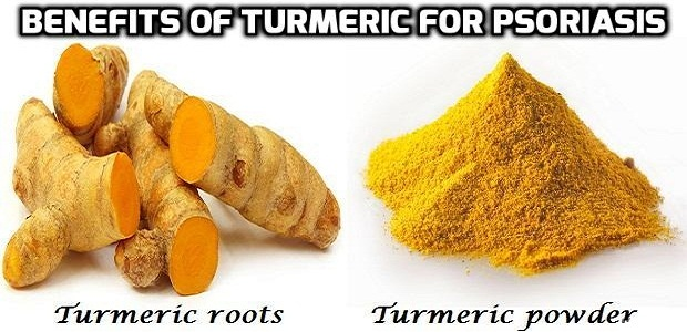 I tried applying turmeric paste on my skin areas affected by psoriasis 3