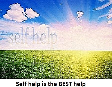 Self-Help Tools