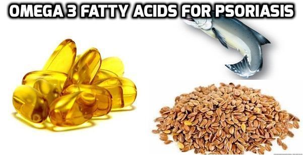 Omega 3 fatty acids for Psoriasis