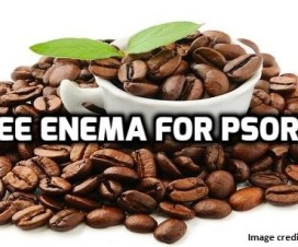 coffee enema for psoriasis