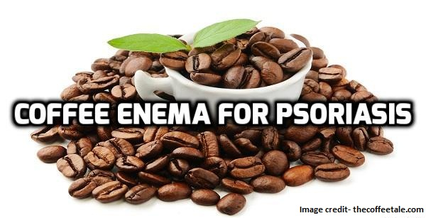coffee enema for psoriasis