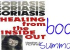 Psoriasis healing from inside out