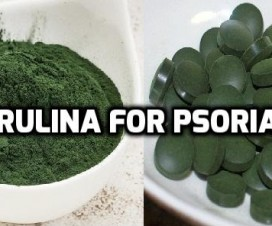 Spirulina for Psoriasis