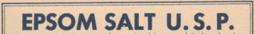 Epsom salt for Psoriasis
