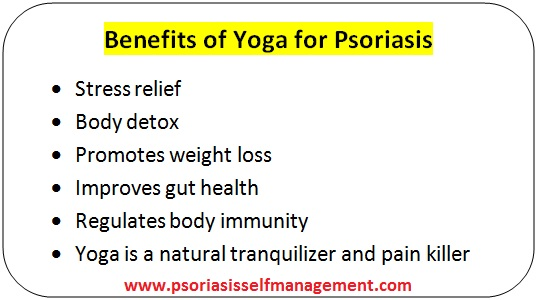 Benefits of Yoga for Psoriasis
