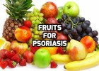 Best fruits for Psoriasis and Psoriatic arthritis