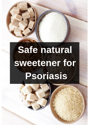 Stevia safe natural sweetener Psoriasis