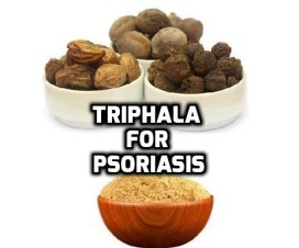 Triphala constipation leaky gut Psoriasis Psoriatic arthritis