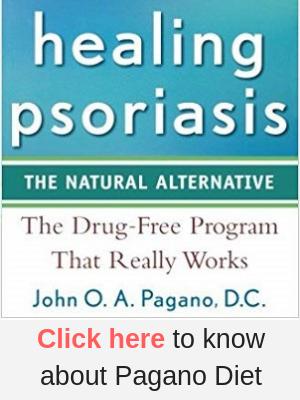 Pagano Diet Psoriasis Natural Healing